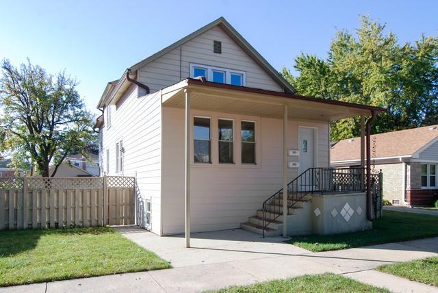 3002 Adams Street, Bellwood, IL 60104 (MLS #10374353) :: Berkshire Hathaway HomeServices Snyder Real Estate