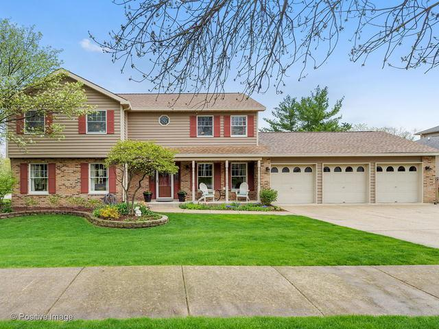 6711 Bradley Court, Downers Grove, IL 60516 (MLS #10374411) :: Berkshire Hathaway HomeServices Snyder Real Estate