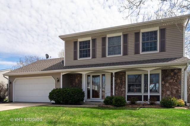 795 Longford Drive, Roselle, IL 60172 (MLS #10374503) :: Berkshire Hathaway HomeServices Snyder Real Estate