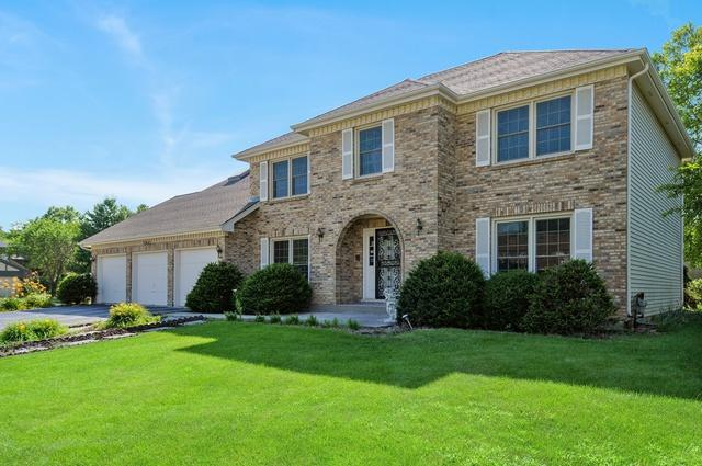 2401 Cimarron Court, Naperville, IL 60565 (MLS #10374523) :: The Wexler Group at Keller Williams Preferred Realty