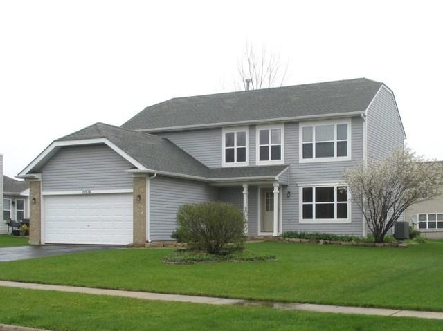 10926 Fairbluff Avenue, Huntley, IL 60142 (MLS #10374616) :: Century 21 Affiliated