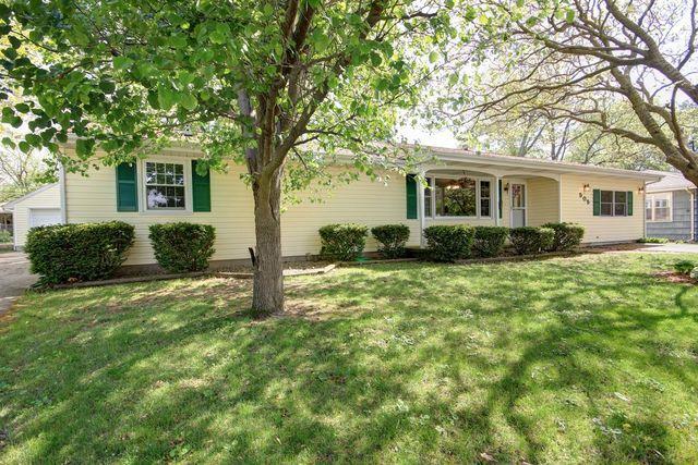 505 Maple Lane, MONTICELLO, IL 61856 (MLS #10374717) :: Ryan Dallas Real Estate