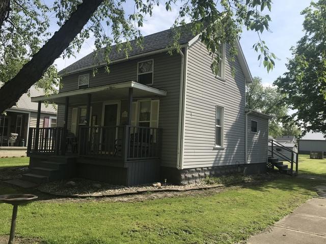 228 S State Street, Gibson City, IL 60936 (MLS #10374849) :: Ryan Dallas Real Estate