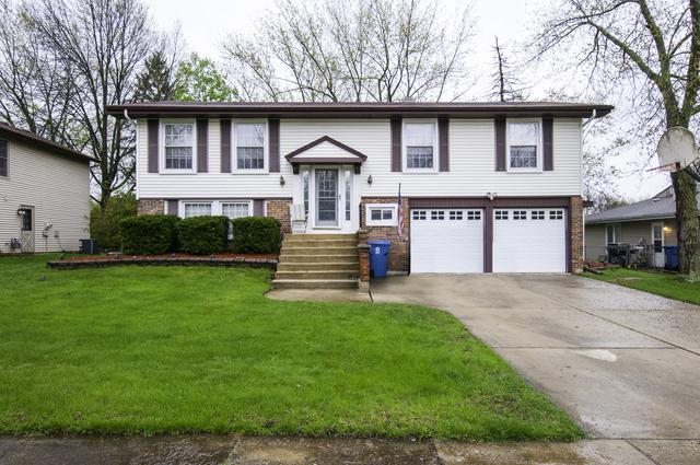 214 Freeport Drive, Bloomingdale, IL 60108 (MLS #10374914) :: Berkshire Hathaway HomeServices Snyder Real Estate