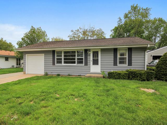 1212 Hovey Avenue, Normal, IL 61761 (MLS #10374947) :: Berkshire Hathaway HomeServices Snyder Real Estate