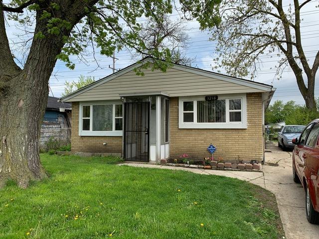 3218 Nelson Avenue, Robbins, IL 60472 (MLS #10374972) :: Century 21 Affiliated