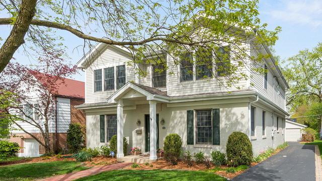225 S Edgewood Avenue, La Grange, IL 60525 (MLS #10374975) :: Berkshire Hathaway HomeServices Snyder Real Estate