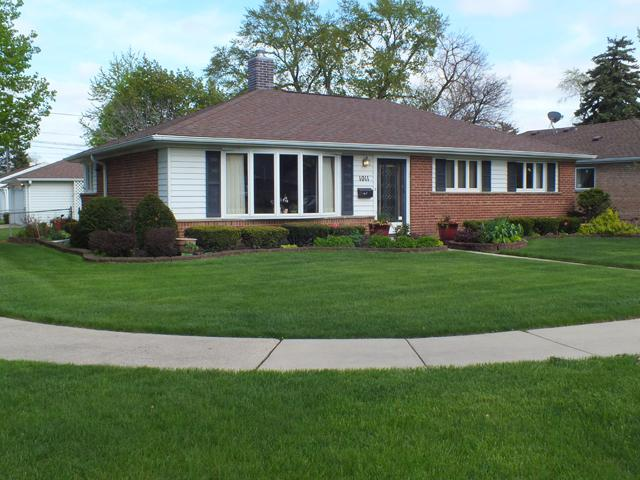 1011 S 6th Avenue, Des Plaines, IL 60016 (MLS #10375012) :: Berkshire Hathaway HomeServices Snyder Real Estate