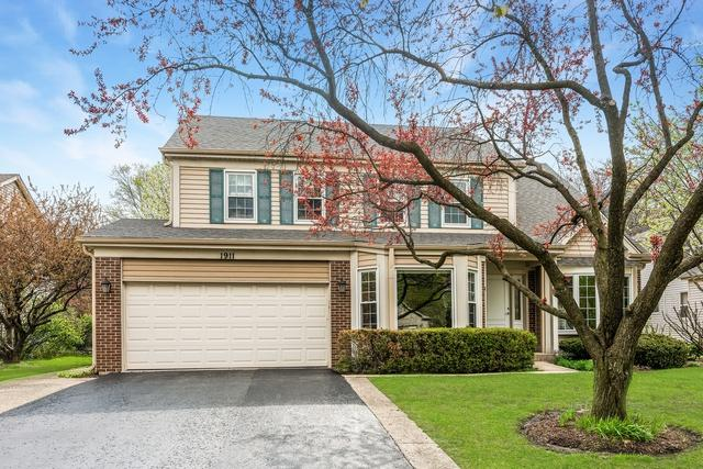 1911 Ivy Way, Glenview, IL 60025 (MLS #10375030) :: Berkshire Hathaway HomeServices Snyder Real Estate