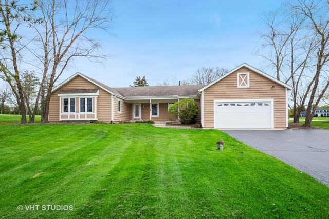 25386 W Marilyn Meadow Court, Wauconda, IL 60084 (MLS #10375137) :: Berkshire Hathaway HomeServices Snyder Real Estate