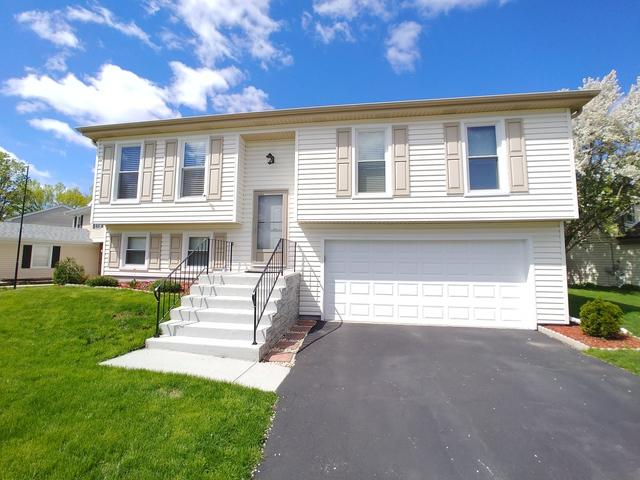 1110 Singleton Drive, Roselle, IL 60172 (MLS #10375170) :: Berkshire Hathaway HomeServices Snyder Real Estate