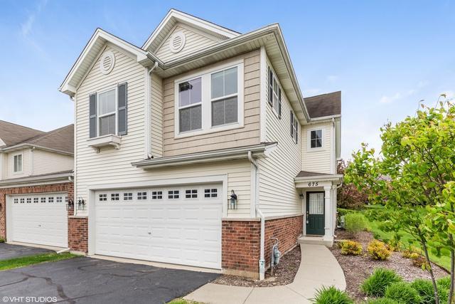 675 Acadia Circle, Crystal Lake, IL 60014 (MLS #10375276) :: Berkshire Hathaway HomeServices Snyder Real Estate