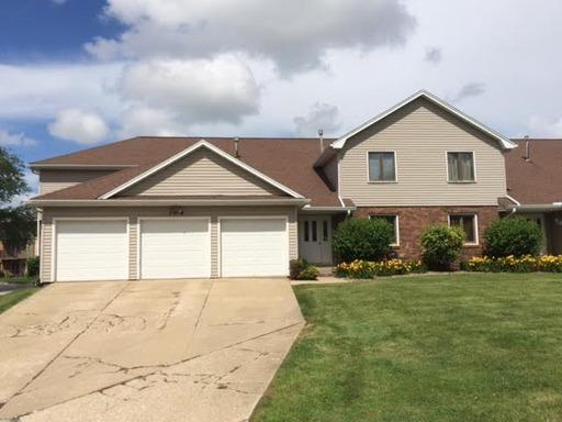 104 N Orr Drive #2, Normal, IL 61761 (MLS #10375695) :: Lewke Partners
