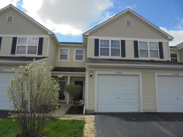 1248 Brookdale Drive #30, Carpentersville, IL 60110 (MLS #10375745) :: Baz Realty Network | Keller Williams Elite