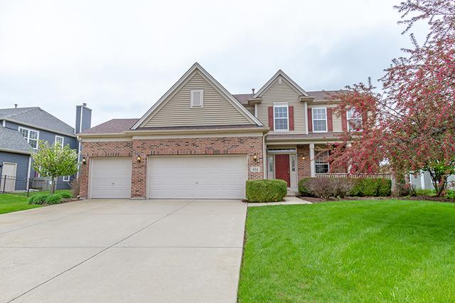 654 Kelley Drive, North Aurora, IL 60542 (MLS #10375761) :: Berkshire Hathaway HomeServices Snyder Real Estate