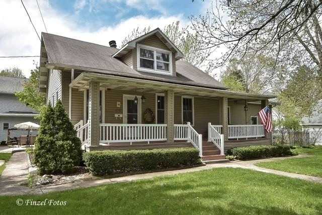 110 Lincoln Avenue, Fox River Grove, IL 60021 (MLS #10375771) :: Lewke Partners