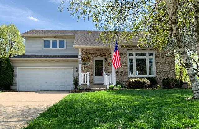 2900 Belleau Woods Drive, Joliet, IL 60435 (MLS #10375869) :: Berkshire Hathaway HomeServices Snyder Real Estate