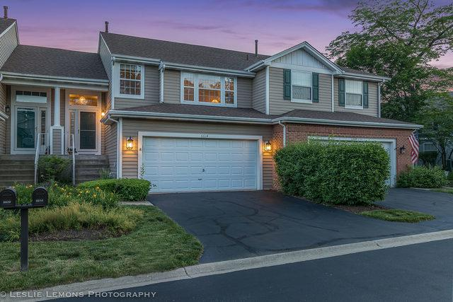6614 Snug Harbor Drive, Willowbrook, IL 60527 (MLS #10375921) :: Berkshire Hathaway HomeServices Snyder Real Estate
