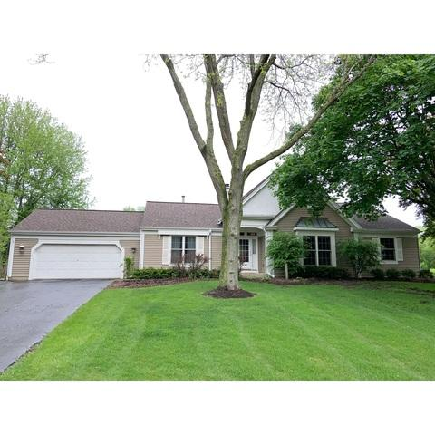 507 Belmont Parkway, Sleepy Hollow, IL 60118 (MLS #10375943) :: Berkshire Hathaway HomeServices Snyder Real Estate