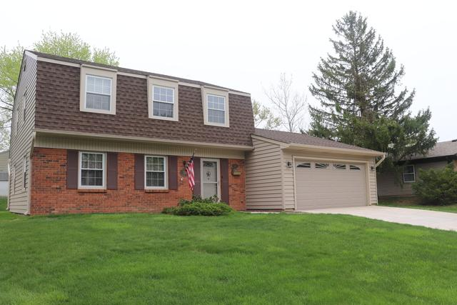 129 Dunlap Place, Schaumburg, IL 60194 (MLS #10376263) :: Angela Walker Homes Real Estate Group