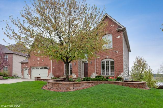 27115 Thornwood Boulevard, Plainfield, IL 60585 (MLS #10376390) :: Berkshire Hathaway HomeServices Snyder Real Estate
