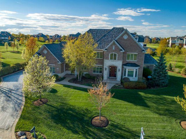 22106 N Greenmeadow Drive, Kildeer, IL 60047 (MLS #10376397) :: Helen Oliveri Real Estate
