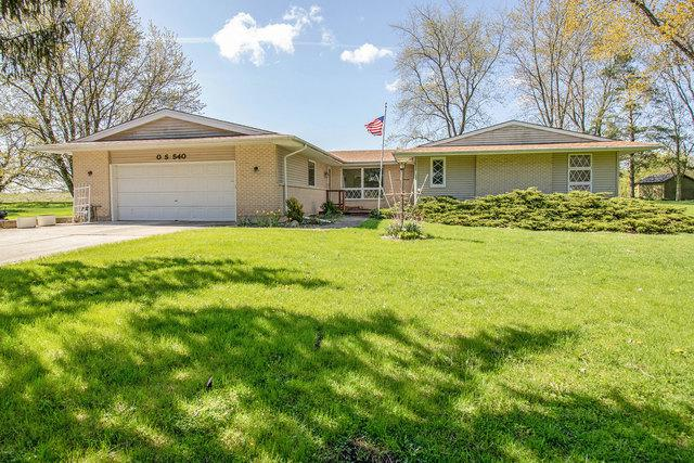 S540 Circle Drive, West Chicago, IL 60185 (MLS #10376447) :: Century 21 Affiliated