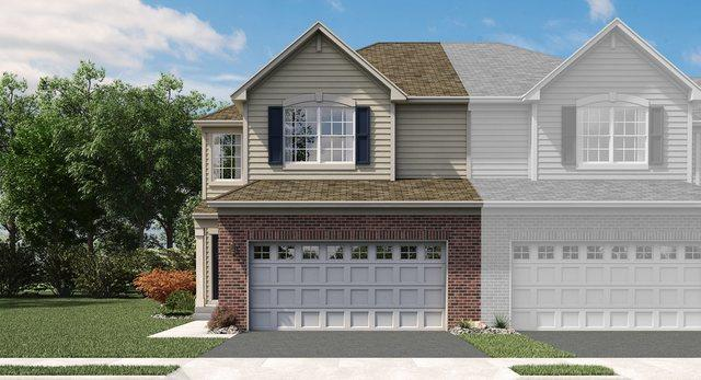 24813 Mccormick Way, Manhattan, IL 60442 (MLS #10376526) :: Berkshire Hathaway HomeServices Snyder Real Estate