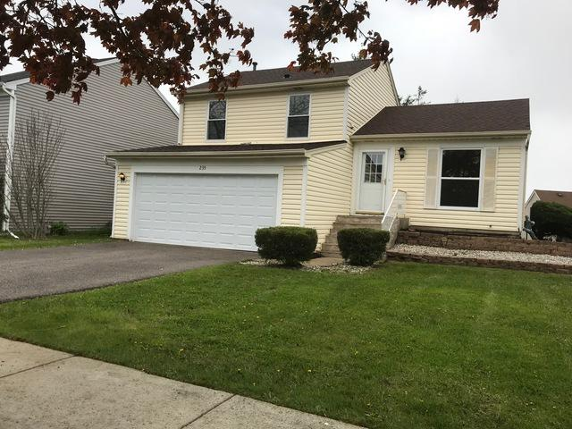 235 Iris Drive, Streamwood, IL 60107 (MLS #10376576) :: Berkshire Hathaway HomeServices Snyder Real Estate