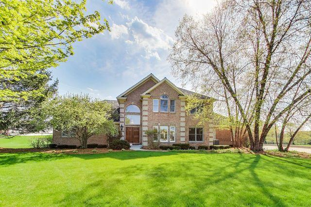 1750 Meadow View Circle, Libertyville, IL 60048 (MLS #10376621) :: Lewke Partners