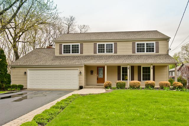 337 Roslyn Road, Barrington, IL 60010 (MLS #10376843) :: Berkshire Hathaway HomeServices Snyder Real Estate