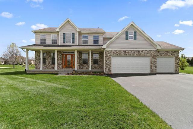 5801 Cottonwood Court, Johnsburg, IL 60051 (MLS #10376870) :: Baz Realty Network | Keller Williams Elite