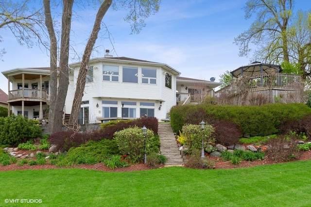 527 Circle Drive, Fox Lake, IL 60020 (MLS #10376897) :: Baz Realty Network | Keller Williams Elite