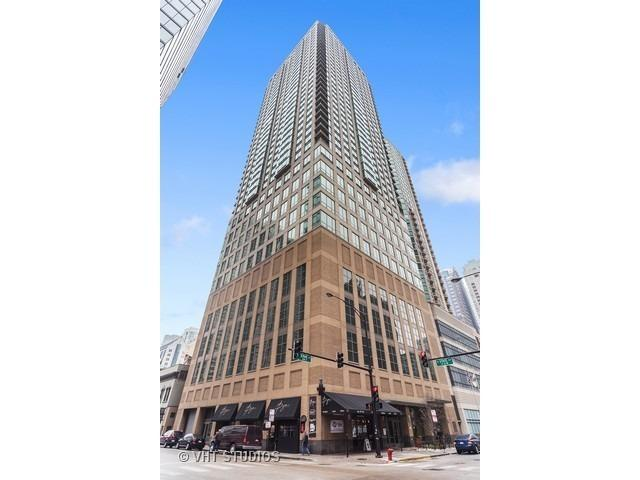 2 E Erie Street #3207, Chicago, IL 60611 (MLS #10376914) :: Berkshire Hathaway HomeServices Snyder Real Estate