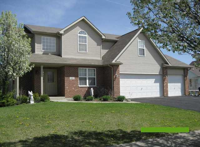 233 Aspen Drive, Beecher, IL 60401 (MLS #10377043) :: Berkshire Hathaway HomeServices Snyder Real Estate