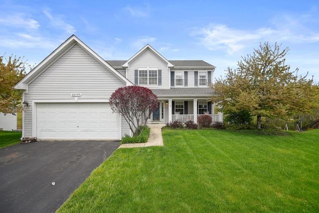 2690 Franklin Court, Lindenhurst, IL 60046 (MLS #10377045) :: Berkshire Hathaway HomeServices Snyder Real Estate
