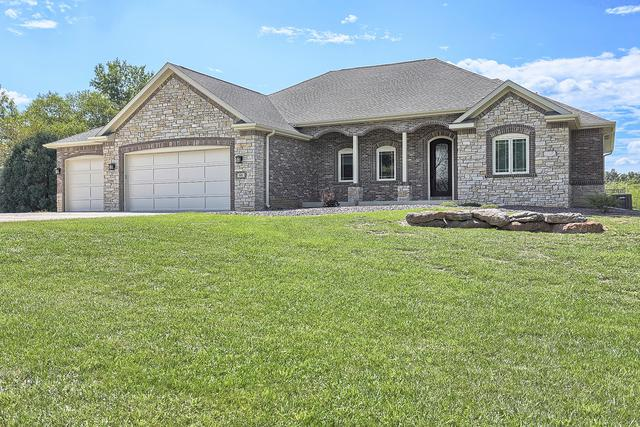 525 Cr 2550 N, Mahomet, IL 61853 (MLS #10377102) :: Ryan Dallas Real Estate