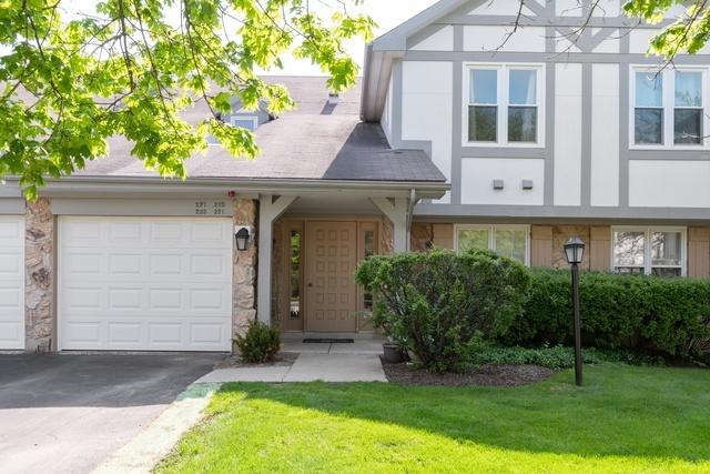 223 Coventry Circle #0, Vernon Hills, IL 60061 (MLS #10377117) :: Helen Oliveri Real Estate