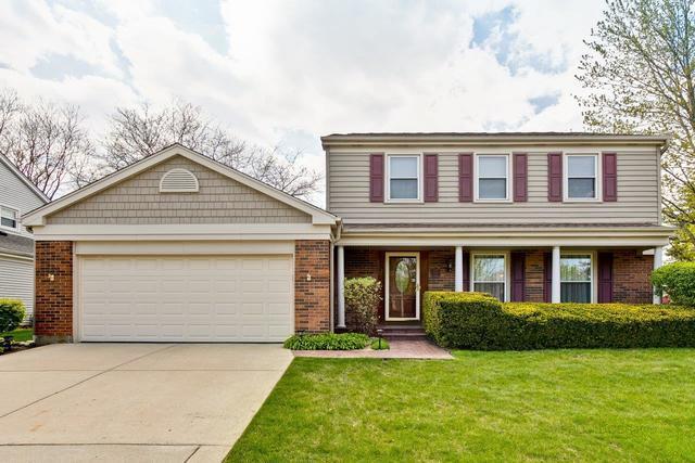 240 Alexandria Drive, Vernon Hills, IL 60061 (MLS #10377199) :: Helen Oliveri Real Estate
