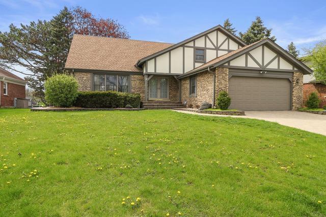 918 N Sanborn Drive, Palatine, IL 60074 (MLS #10377214) :: Berkshire Hathaway HomeServices Snyder Real Estate