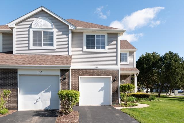 1152 E Wilson Avenue #1152, Lombard, IL 60148 (MLS #10377267) :: Century 21 Affiliated