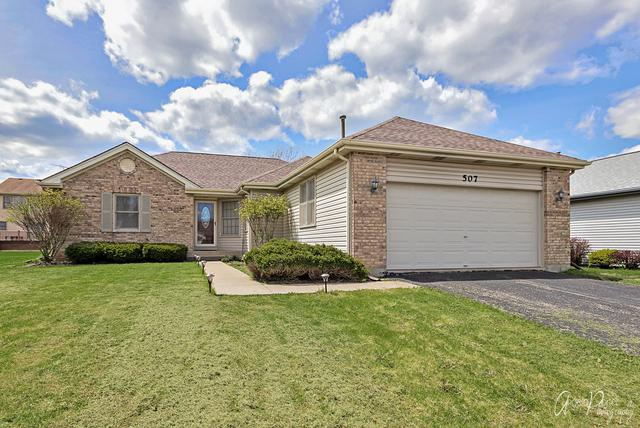 507 Indian Ridge Trail, Wauconda, IL 60084 (MLS #10377272) :: Berkshire Hathaway HomeServices Snyder Real Estate