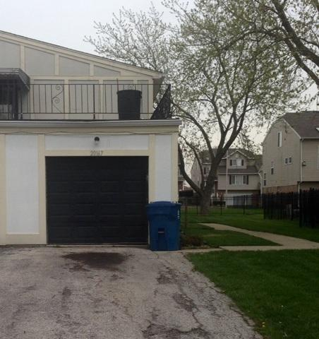 20167 Willow Drive #0, Lynwood, IL 60411 (MLS #10377389) :: Century 21 Affiliated