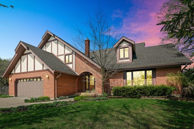 3505 Wilshire Drive, Hoffman Estates, IL 60067 (MLS #10377569) :: Berkshire Hathaway HomeServices Snyder Real Estate