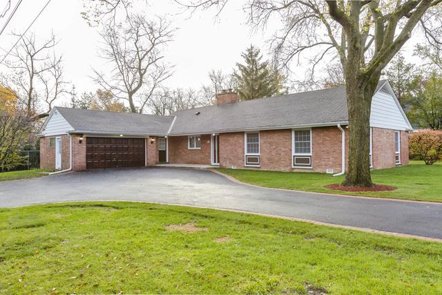 595 N Waukegan Road, Lake Forest, IL 60045 (MLS #10377730) :: Berkshire Hathaway HomeServices Snyder Real Estate