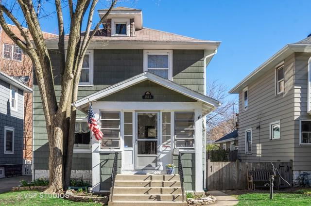 1813 Lincoln Street, Evanston, IL 60201 (MLS #10377751) :: Berkshire Hathaway HomeServices Snyder Real Estate