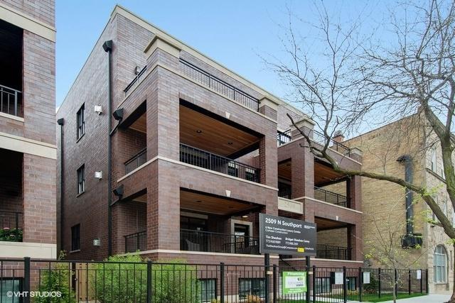 2509 N Southport Avenue 3S, Chicago, IL 60614 (MLS #10377793) :: Baz Realty Network | Keller Williams Elite