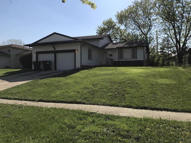 906 Blackhawk Drive, University Park, IL 60484 (MLS #10377989) :: Berkshire Hathaway HomeServices Snyder Real Estate