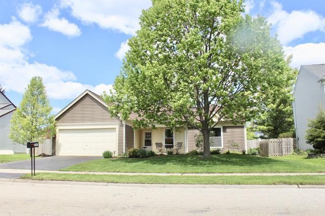 2745 Leyland Lane, Aurora, IL 60504 (MLS #10378137) :: Berkshire Hathaway HomeServices Snyder Real Estate
