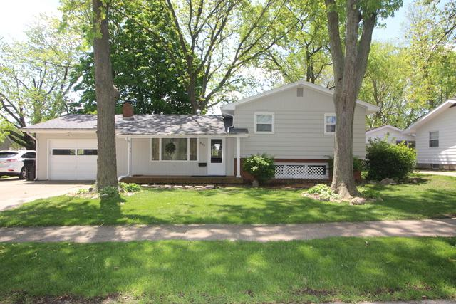 807 Bryan Street, Normal, IL 61761 (MLS #10378216) :: Berkshire Hathaway HomeServices Snyder Real Estate